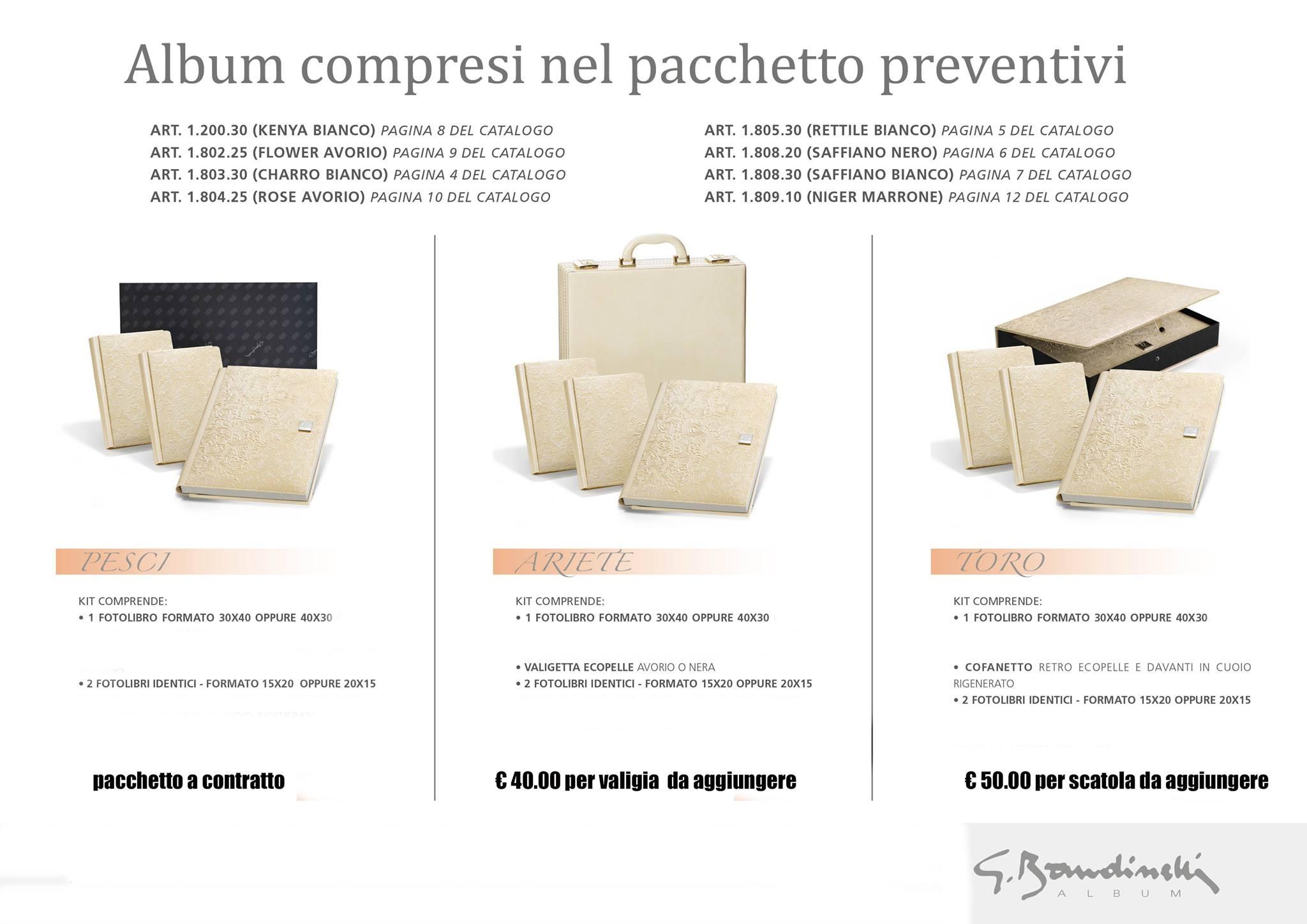 Stefano Franceschini pacchetto preventivi